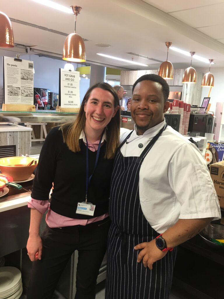 National Apprenticeship Week BaxterStorey Manager Rochelle