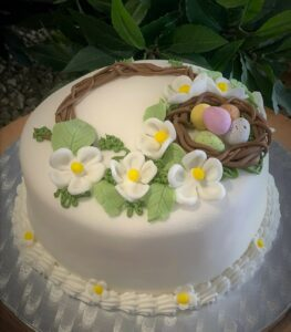 Classic Easter Cake