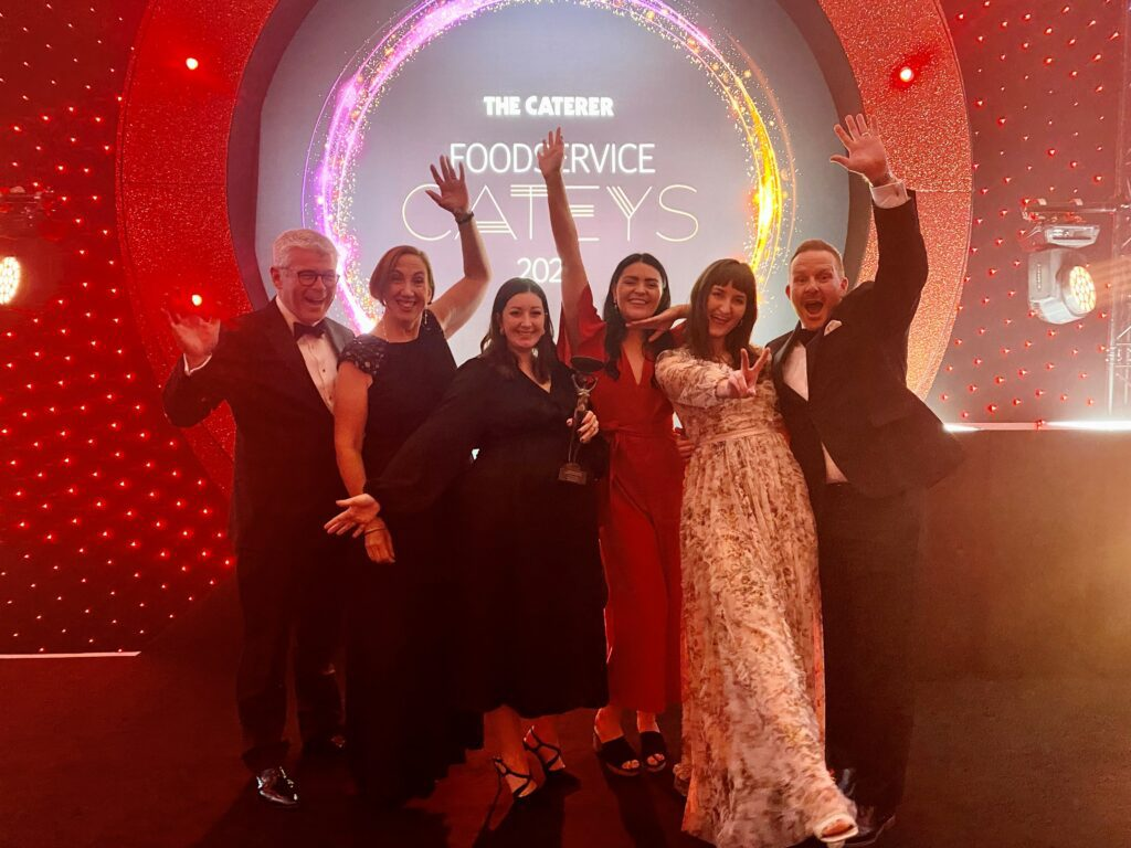Foodservice Cateys 2021